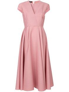 платье с пышной юбкой Rochas