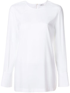 блузка с широкими манжетами  Brunello Cucinelli