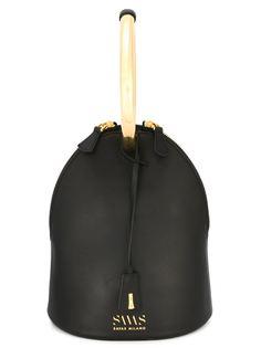 сумка с ручкой-браслетом Alice Savas