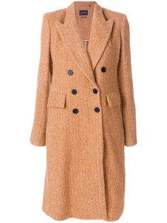длинное пальто Eley Isabel Marant