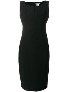 классическое приталенное платье  Max Mara