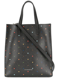 сумка-шоппер с принтом крестов Stargate Givenchy