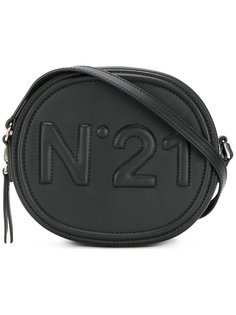 круглая сумка с логотипом Nº21