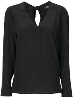 v-neck blouse  Twin-Set