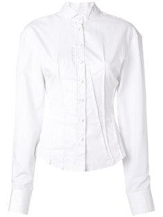 рубашка слим  Jacquemus