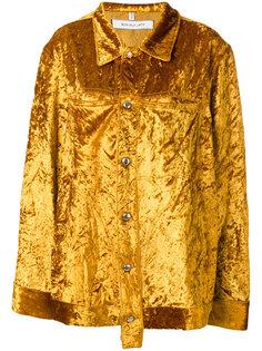high shine jacket Eckhaus Latta
