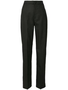 брюки с завышенной талией  Jacquemus
