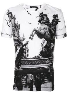 футболка Sicily Dolce & Gabbana