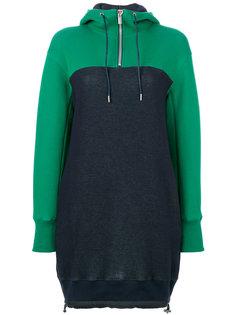 hoodie dress Sacai