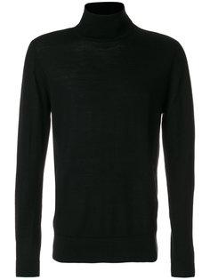 свитер с отворотной горловиной Ps By Paul Smith