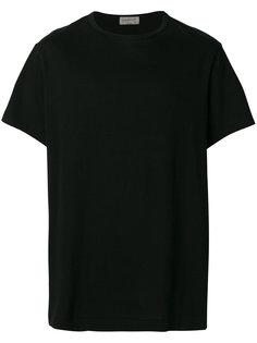 футболка с графическим принтом на спине Yohji Yamamoto