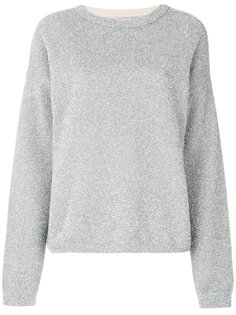свитер с блестками Laneus