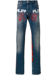 джинсы Samurai Philipp Plein