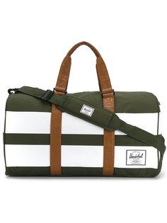 полосатая дорожная сумка Herschel Supply Co.
