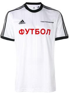 футболка Gosha Rubchinskiy x Adidas  Gosha Rubchinskiy ГОША РУБЧИНСКИЙ