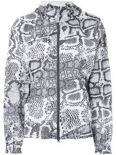 куртка с рисунком Run Adidas By Stella Mccartney