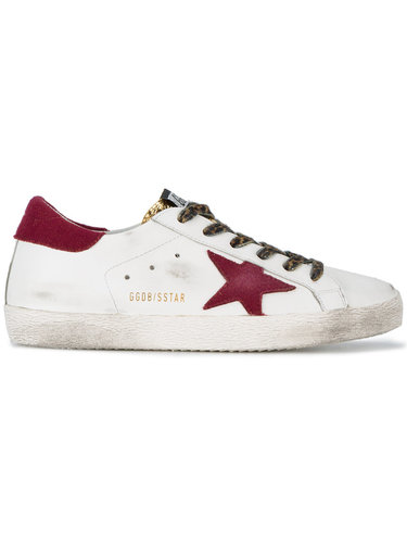 кроссовки 'Superstar' Golden Goose Deluxe Brand