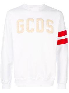толстовка с логотипом Gcds