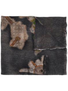 print scarf Avant Toi