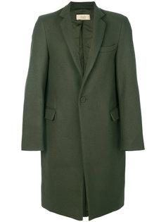 классическое пальто Maison Flaneur