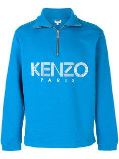 толстовка с воротником-воронкой Kenzo  Kenzo
