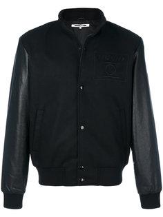 куртка с вышивкой The End McQ Alexander McQueen