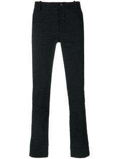брюки прямого кроя Uma Wang