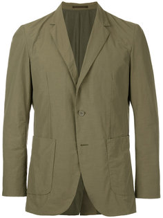 classic fitted blazer En Route