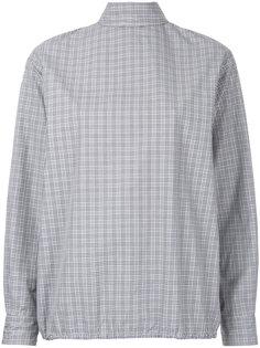 рубашка на пуговицах сзади  Astraet