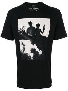 футболка с фотографическим принтом Carhartt