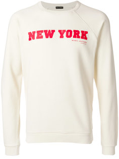 new york sweatshirt Marc Jacobs