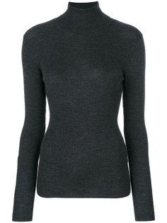 свитер в рубчик кроя слим P.A.R.O.S.H.