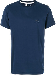 classic fitted T-shirt Bleu De Paname