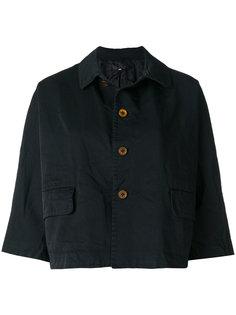 укороченный пиджак-рубашка  Comme Des Garçons Comme Des Garçons