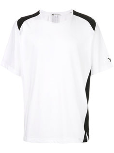 футболка с контрастными полосами Y-3