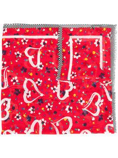 платок с принтом Marc Jacobs