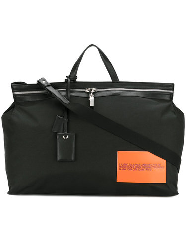 большая сумка-тоут Calvin Klein