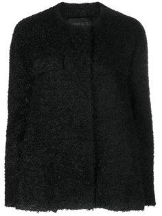 короткое пальто букле  Giambattista Valli