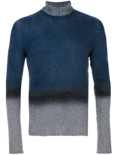 свитер с градиентным эффектом  Etro