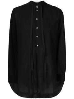 классическая приталенная рубашка Ann Demeulemeester