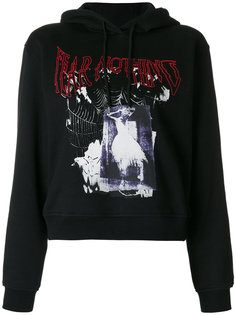 толстовка fear nothing McQ Alexander McQueen