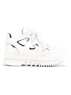кроссовки с вырезами Camper
