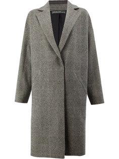 пальто в клетку 32 Paradis Sprung Frères