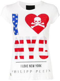 футболка NYC Philipp Plein