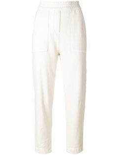 укороченные брюки  Raquel Allegra