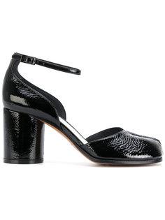 туфли Tabi с ремешком на щиколотке Maison Margiela