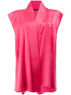 блузка с запахом  Haider Ackermann