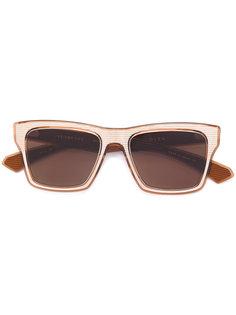 солнцезащитные очки с квадратной оправой Dita Eyewear