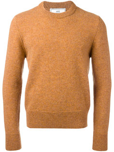 свитер с круглым вырезом под горло Ami Alexandre Mattiussi
