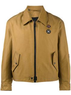 габардиновая куртка Techno Lanvin